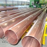419mm 16inch Large Diameter Seamless Cooper Nickel Alloy Tube Copper Pipe