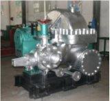 100kw Double Layer Dragging Steam Turbine Generator