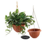 Plastic Hanging Flower Pot (KD7024-KD7025)