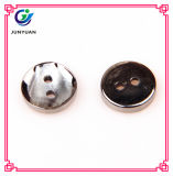 High Quality Resin Button Shirt Imitation Metal Button