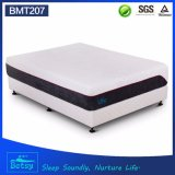 OEM Compressed 40 Density Foam Mattress 30cm with Double Jacquard Fabric Cover and Wave Foam
