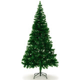 Multi-Color Pine Artificial Christmas Tree