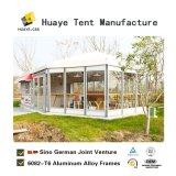 Air-Conditioned 10m Dia. Outdoor Fancy Octagonal Party Tent Wholesale