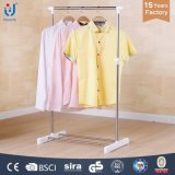 Tiny and Cheap Single Pole Clothes Hanger for Students
