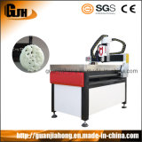 6090 Mini Stone CNC Carving Machine for Jade Marble Aluminum with Stainless Steel Sink