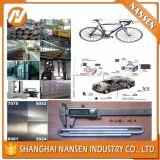 Anodized 6061 7005 7075 T6 Aluminium Pipe / 7075 T6 Aluminium Tube Price Per Kg