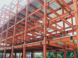Multifunctional Steel Structure Drawing for Wholesales