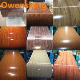 Owensking PPGI steel coil color showing