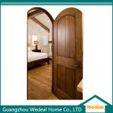 Solid Wooden Interior Solid Wood Plank Door