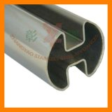 316 Stainless Steel Slotted Tube