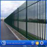 8mx3m Palisade Galvanised Palisade Security Fencing Prices for Garden Using