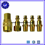 China Brass Pneumatic Air Hose Quick Fittings Quick Connect Male Air Fittings
