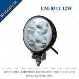 Best Selling Round 3 Inch 12W LED Auto Work Lamps for Trucks
