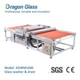1.6m Easy Operate Flat Glass Washing Cleaning Processing Machine for Furniture Glass