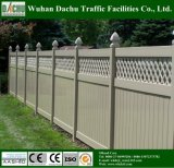 Vinyl Private Fence