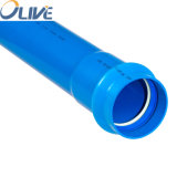2 Inch PVC Plastic Water Pipe for Underground Water Supply Plastic Tube PVC O Pipe
