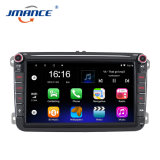 Jmance Android 2 DIN Car MP5 Multimedia Video Player GPS Car Radio Auto Radio Stereo 8′′ Audio for Seat/Skoda/Passat/Golf/Polo