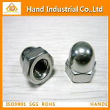 Stainless Steel304 Hex Domed Cap Nut DIN1587