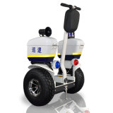 Remote Control Electronic Police Patrol Dual Wheel Auto Self Balancing Electric Scooter Electric Vehicle