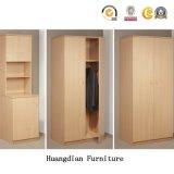 Customized 4 Star Hotel Bedroom Furniture Storage Locker Cabinet Wardrobe for Sale (HD1202)
