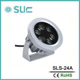 Portable DC24V 9W LED Spot Light (SLS-24A)