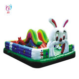 Inflatable Bounce Commercial Grade PVC Inflatable Jumper Playground for Kids
