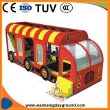 Car Model Indoor Children Trampoline Park for Kids (WK-T18211)