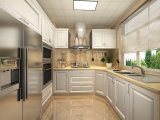 MDF Plywood Pb Wholesale Modular Kitchen Cabinets