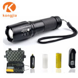Wholesale Super Bright Torch Light Rechargeable LED Flashlight
