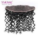Yvonne High Quality Malaysian Lace Frontal 13.5*4 Italian Curly Hair