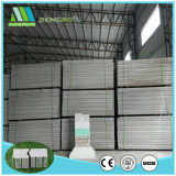 Lightweight Energysaving Construction Wall with EPS Fiber Cement Sandwich Panel