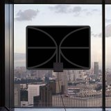 HDTV Antenna Indoor Digital 60-80 Miles Long Range TV Antenna