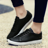 New Style of Women Leather Casual Shoes Running Shoes (FTS1019-14)
