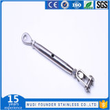 Stainless Steel SS304 SS316 Rigging Turnbuckle