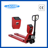 1ton 2ton Ce Approved Industrial Weighing Electric Pallet Truck