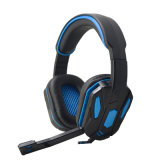 Professional Gaming Headset with Mic and LED Light