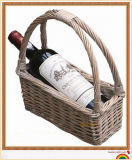 Picnic Willow Food Storage Gift Wine Basket