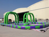 Best Quality Race Track Sports Arena Inflatable Sports Game