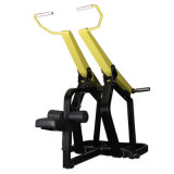 5 Years Experience Plate Loaded Gym Equipment Pull Down Ta20