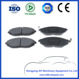 Trax Low Noise Semi Metallic Painted Plastic Front Brake Pad for Chevrolet D1590
