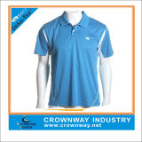Comfortable Custom Breathable Sports Apparel Golf Polo Shirt for Men