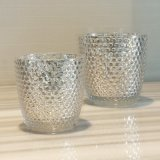 Wholesale Electroplate Candle & Candle Holders for Wedding Decoration