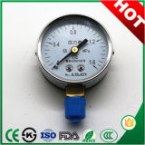 40mm Top Quality General Pressure Gauge Menometer with Good Performance