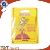 Customized New Design Queen Cartoon Promotional Souvenir Gift Fridge Magnet (FTFM002J)