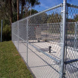 9gauge Galvanized Chain Link Fence Supplier