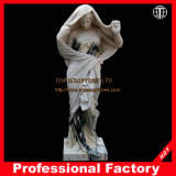 Colorful Marble Statue Marble Sculpture Stone Carving for Garden