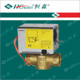 Experienced OEM Manufacturer of Spring Return Motorised Valve for Heating, Ventilation and Air-Conditioning System