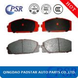 Automobile Parts Factory Direct Sale D924 Japanese Car Brakepads (Toyota)