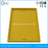 SGS Rectangular Manhole Cover with GRP