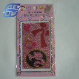 Cell Phone Gem Adhesive Cover Sticker